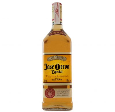 Tequila Jose Cuervo Reposado 1,00 Litro 38º (R) 1.00 L.